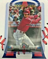 SHOHEI OHTANI RC 2018 Topps Update Salute Game Changers #S-39 Rookie Angels QTY