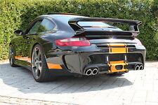 PORSCHE 911 997 Heckstoßstange Stoßstange Heckschürze Cabrio Coupe