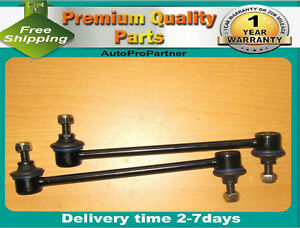 2 REAR SWAY BAR LINKS FOR NISSAN FRONTIER 4WD 98-04