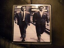 KRAY TWINS  #4   DRINK COASTER  HAVE A DRINK ON THE TWINS !