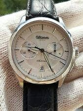 ALTANUS 7875 CHRONOGRAPH AUTOMATIC VALJOUX 7750 DATE MENS 42.5mm SWISS MADE