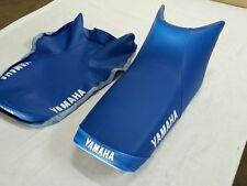 YAMAHA YT60L YT60N YF60S SEAT COVER 1984 TO 1986 TRI-ZINGER MODEL BLUE (Y97--n6)