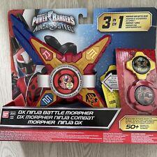 Power Rangers Dx Ninja Battle Morpher