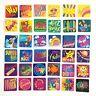 Vintage Big 90's Scholastic Highlights Reward Stickers Lots - Teachers You Pick