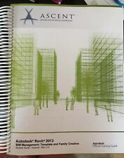 Ascent autodesk revit 2013 BIM management: Template and Family Creation