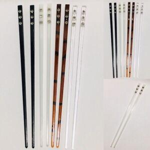 4 * CHINESE/JAPANESE Hair CHOP sticks, Hair Pin, Hair Clip Tool New