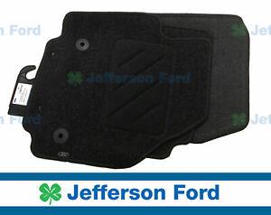 Genuine Ford Mondeo Mc 08/12 Full Set Of 4 Tailored Carpet Floor Mats Black