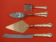 Rondo by Gorham Sterling Silver Dessert Serving Set 4pc Custom Made