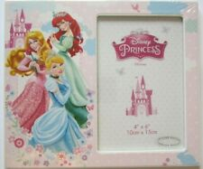 "Disney Princess Picture Frame For 4"" x 6"" Photo New Freepost"