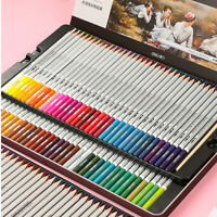 Soluble Drawing Pen Colored Pencil Set Sketch Art Supplies Painting Pencil