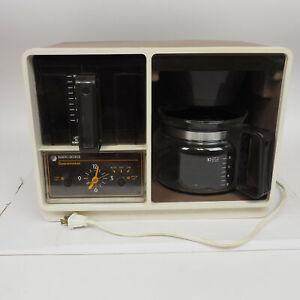 Vintage Black & Decker Spacemaker Coffee Maker B3-SDC-2D No Mounting Brackets