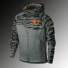 Nike Boy Youth Kevin Durant KD Full Zip Basketball Hoodie (744273) Size X-Small