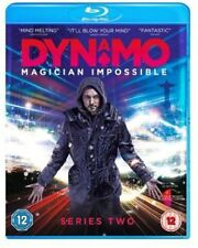 Dynamo Magician Impossible - Series 2 (Blu-ray, 2012)