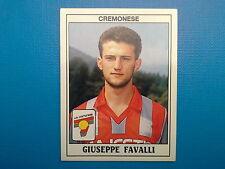 Figurine Calciatori Panini 1989-90 1990 n.106 Favalli Cremonese