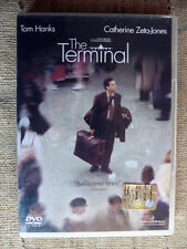 The terminal - Tom Hanks e Catherine Zeta-Jones - DVD