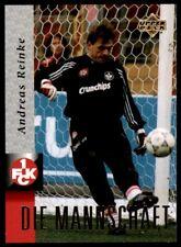 Upper Deck 1.FC Kaiserslautern 1998 Andreas Reinke Die Mannschaft No. 1