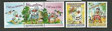 2000 Greeting Stamps SG 1222 - 1224  Complete  MNH/ MUH Value Here