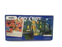 Vintage Chieftain Cats Board Game Cat's Mansion Bilingual Canadian Edition