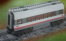 Lego  train middle carriage only from set 60051 etc new