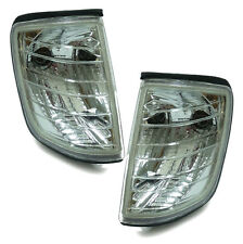 CRYSTAL CLEAR INDICATORS FOR MERCEDES E CLASS W124 SALOON ESTATE COUPE CABRIOLET