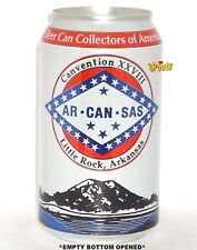1998 LITTLE ROCK ARKANSAS BEER CAN COLLECTORS AMERICA BCCA CONVENTION 28 AR-STAR