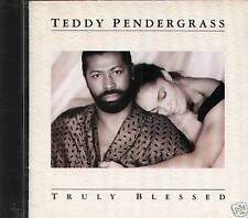 Teddy Pendergrass - Truly Blessed - Japan CD - 11Tracks