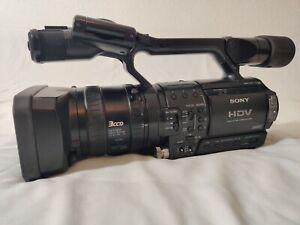 SONY HVR-Z1E HDV/MiniDV CAMCORDER (PAL/NTSC)