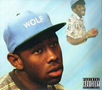 Tyler the Creator - WOLF CD - SEALED - Hip Hop Rap Album - NEW COPY Odd Future