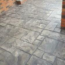 """Stone Decorative stamp for concrete """"Cut Stone №1"""", for the floor and tracks"""