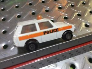 1975 Matchbox #20 Police Patrol Rolamatics