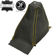 YELLOW STITCH LEATHER GEAR BOOT FOR FORD FALCON XC GS FAIRMONT XB GS COBRA COUPE