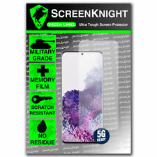 Screen Protector for Samsung Galaxy S20 - Curved fit - Front - ScreenKnight