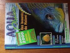$$ Revue Aqua plaisir N°42 Malawi  Discus  100 ans aquariophilie  Echinodorus