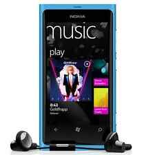 USA USPS! New Nokia Lumia 800 - Cyan - 16 GB Unlocked Windows Smart Phone
