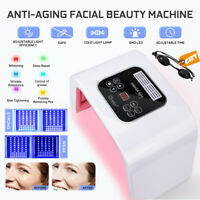 7 Color LED PDT Light Therapy Skin Rejuvenation Facial Anti-aging Beauty
