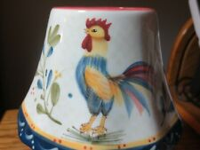 Home Interiors Rooster Shade-New