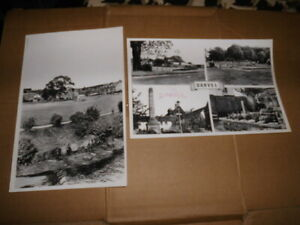 DARVEL 2 X PHOTOS FROM THE EARLY  1960S