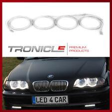 4x SMD LED Angel Eyes für 3er BMW E46 2D Coupe / Carbio Tagfahrlicht Standlicht