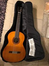 Yamaha 4/4 Konzertgitarre CG162 C, selten benutzt, inkl. Tasche