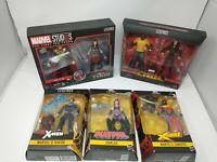 Marvel Legends 2 Fig Sets including Luke Cage, Thor, single figures avail also