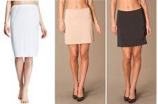 EX M&S Marks And Spencer Waist / Half Slip, Underskirt , 3 lengths, 3 Colours