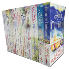 Debbie Macomber Collection 10 Books Set Dakota Born,Hannah's List,Manning Grooms