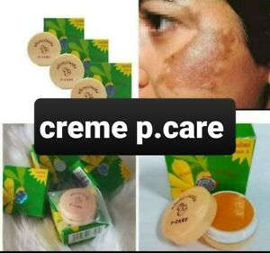 P-care Cream Against Black Spot & Dark Circles Around Eyes (Small Pack) 15grs