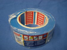NEW TESA 4169 PERMANENT MARKING TAPE 33m x 50mm BLUE