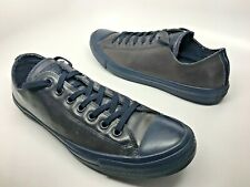 5ad2b1d0e74 CONVERSE Chuck Taylor All Star Translucent Rubber Low Navy Shoes 153805C Sz  12