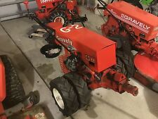 Gravely Professional 14 walk behind tractor