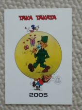 Carte postale Jo El Azara - Taka Takata - 2005