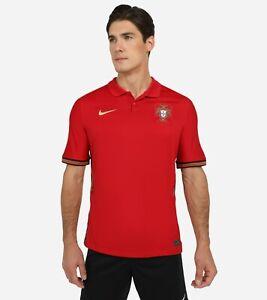 EURO 2020 Portugal Home Jersey Soccer Football T-Shirt Nike 2021 Fan Ronaldo
