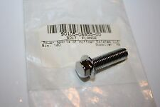 NOS Yamaha motorcycle scooter seat bolt vino 125 8 x 25mm 90105-08855 yj125