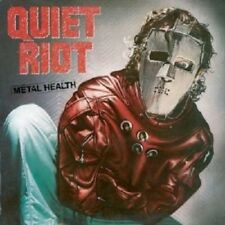 Metal Health by Quiet Riot (CD, Oct-2012, Rock Candy)